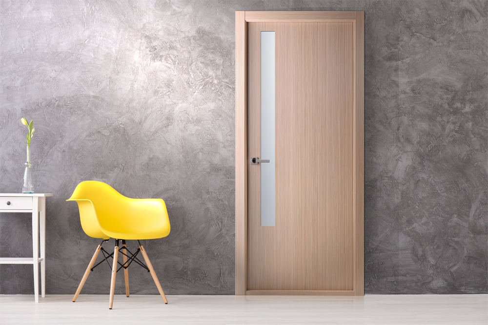 Classic Style CPL interior door by Belwooddoors -elegant design and high-quality CPL coating made in Germany.