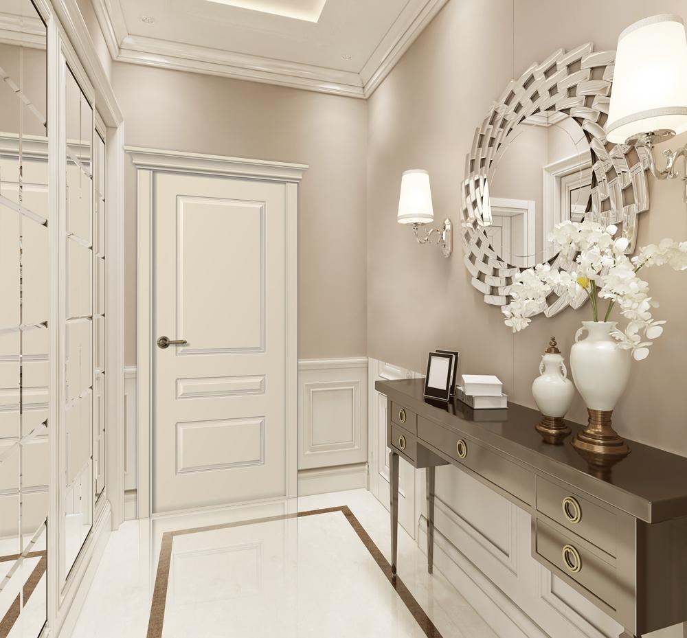 Светлые двери в интерьере квартиры: 60 фото, красивые идеи дизайна | 929x1000