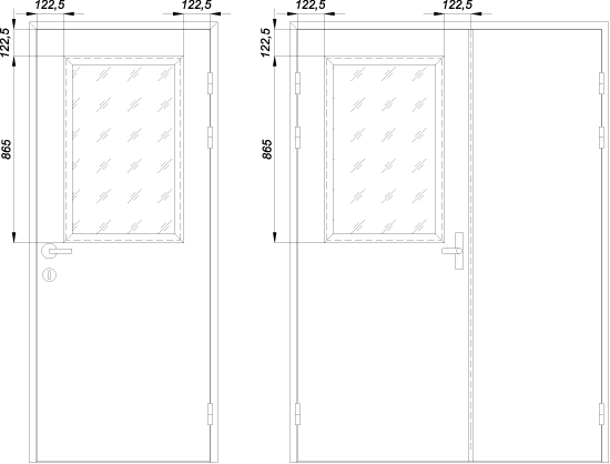For Example, The MDF Is Less Sensitive To Moisture, And In The MDF  Composition For The Same Purpose Adds Paraffin (Puertas Proma Factory).