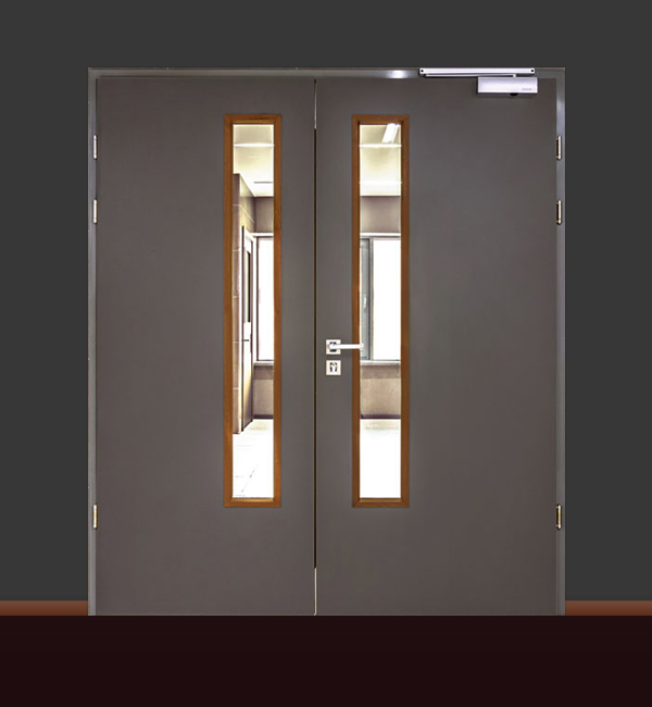 Antismoke doors & Buy smoke-proof doors - complex solution for smoke protection.